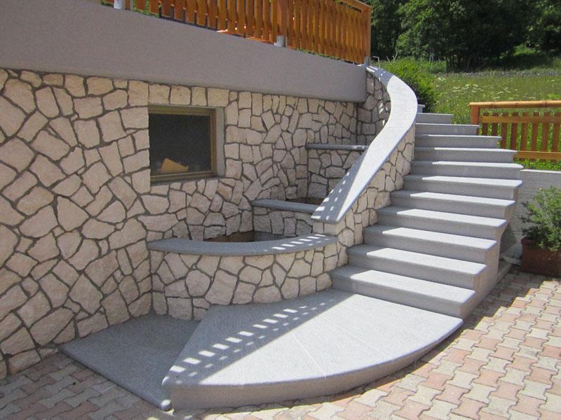 Scale kaio skavi - Scale in giardino ...